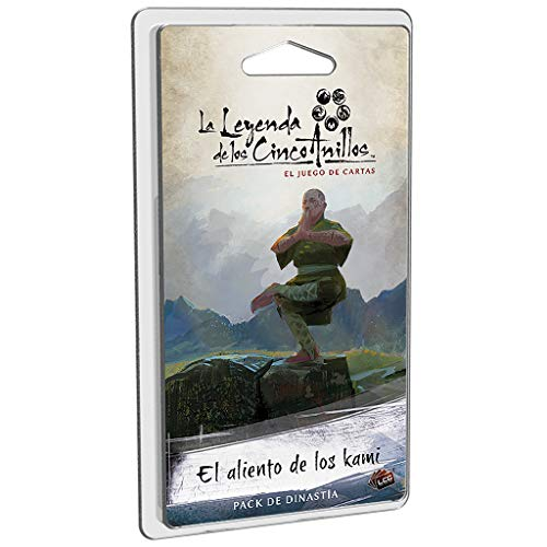 Fantasy Flight Games-La Leyenda De Los Cinco Anillos Lcg (EDF0FFL5C09) , color/modelo surtido