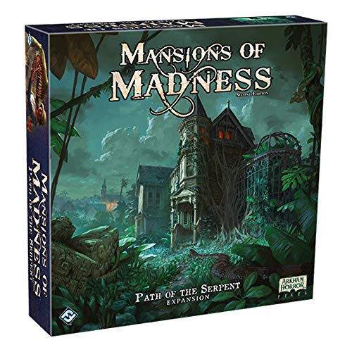 Fantasy Flight Games Mansions of Madness 2nd Edition: Path of The Serpent Expansion