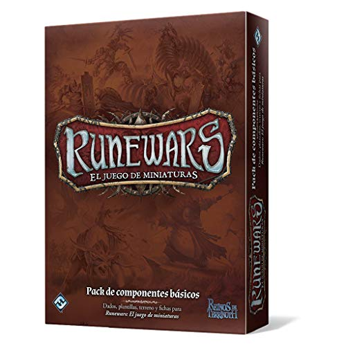 Fantasy Flight Games- Pack de componentes básicos (FFRWM13)