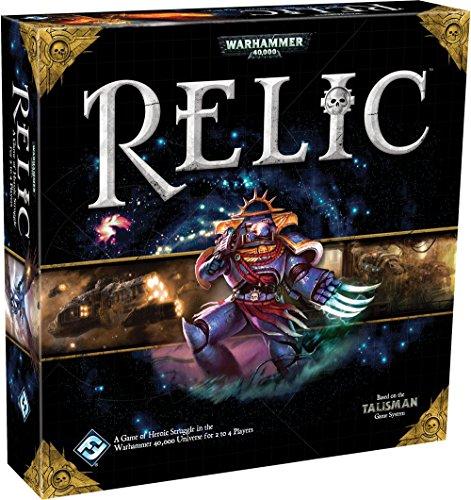 Fantasy Flight Games RE01 Relic Warhammer 40000 Juguete