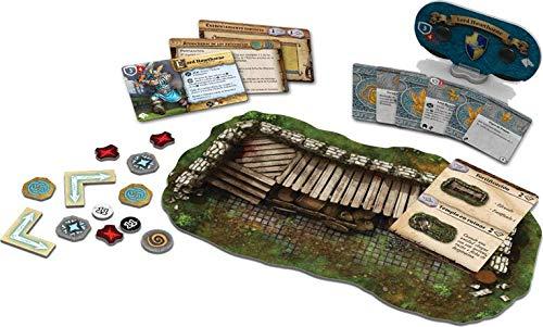 Fantasy Flight Games- Runewars - lord hawthorne - español, Color (FFRWM06) , color/modelo surtido