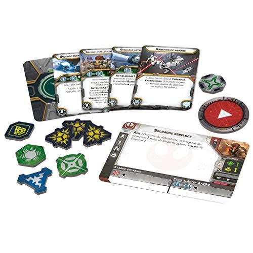 Fantasy Flight Games- Soldados Rebeldes (FFSWL05)