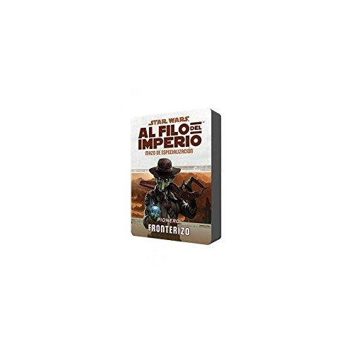 Fantasy Flight Games- Star Wars Al Filo del Imperio: Mazo de especialización: pionero fronterizo - Español, Color (PODUSWE20)