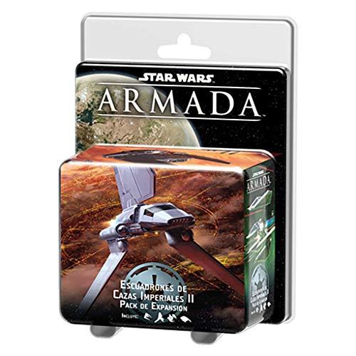 Fantasy Flight Games Star Wars Armada: escuadrones de cazas imperiales II-Español, color (FFSWM24) , color/modelo surtido