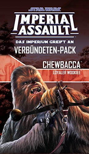 Fantasy Flight Games Star Wars: Imperial Assault Chewbacca - Deutsch