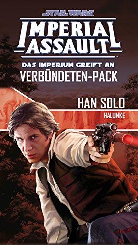 Fantasy Flight Games Star Wars: Imperial Assault Han Solo - Deutsch