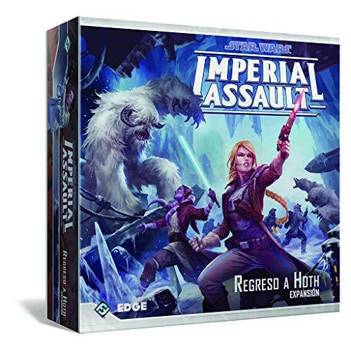Fantasy Flight Games- Star Wars Imperial Assault, Regreso a Hoth (Edge Entertainment EDGSWI19)