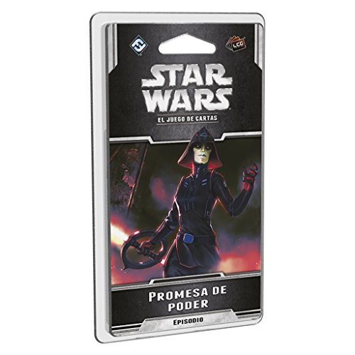 Fantasy Flight Games- Star Wars lcg - Promesa de Poder - español, (FFSWC42)