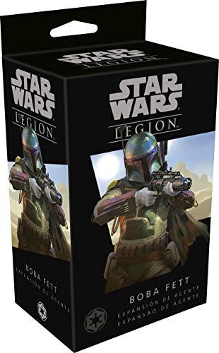 Fantasy Flight Games- Star Wars Legion: Boba Fett - Español, Color (FFSWL18) , color/modelo surtido