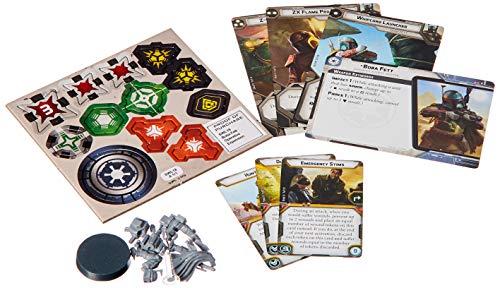 Fantasy Flight Games Star Wars: Legion: Boba Fett Operative Expansion - English