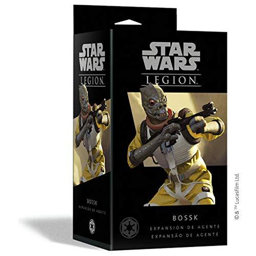 Fantasy Flight Games- Star Wars Legión - Bossk, Color (SWL38ES) , color/modelo surtido