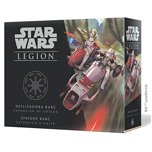 Fantasy Flight Games- Star Wars Legión: Deslizadora BARC, Color (SWL48ES) , color/modelo surtido