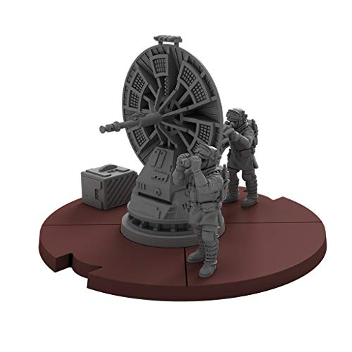 Fantasy Flight Games- Star Wars Legion: Dotacion De Cañon Laser 1.4 Fd - Español, Multicolor (FFSWL14)