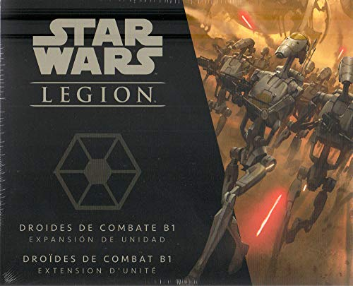 Fantasy Flight Games- Star Wars Legión: Droides de combate B1, Color (SWL49ES) , color/modelo surtido