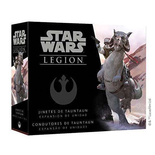 Fantasy Flight Games- Star Wars Legión - Jinetes de tauntaun, Color (SWL40ES) , color/modelo surtido
