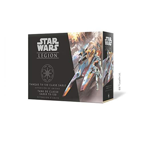 Fantasy Flight Games- Star Wars Legion - Tanque TX-130 Clase Sable, Color (SWL63ES)