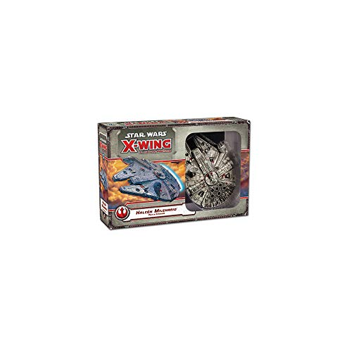 Fantasy Flight Games- Star Wars X-Wing: halcon milenario (Edge Entertainment EDGSWX06)
