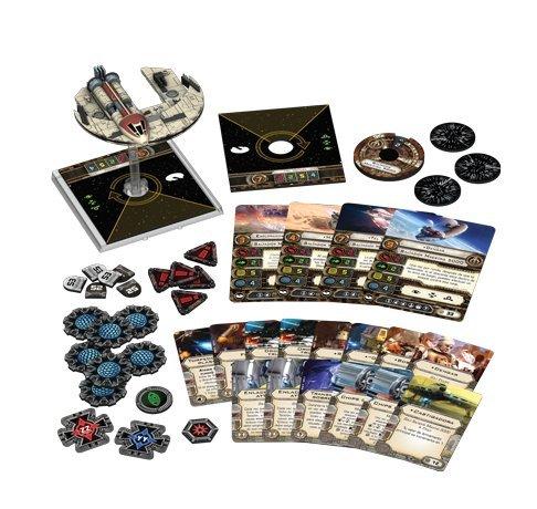 Fantasy Flight Games Star Wars: X-Wing - Pack Castigadora, Juego de Mesa (Edge Entertainment EDGSWX42)