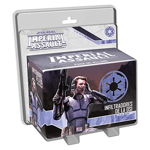 Fantasy Flight Games- Star_Wars Sw Imperial Assault: infiltradores de la osi - español, Color (EDGSWI28)