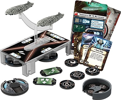 Fantasy Flight Games- SW armada: transportes rebeldes (Edge Entertainment EDGSWM19) , color/modelo surtido