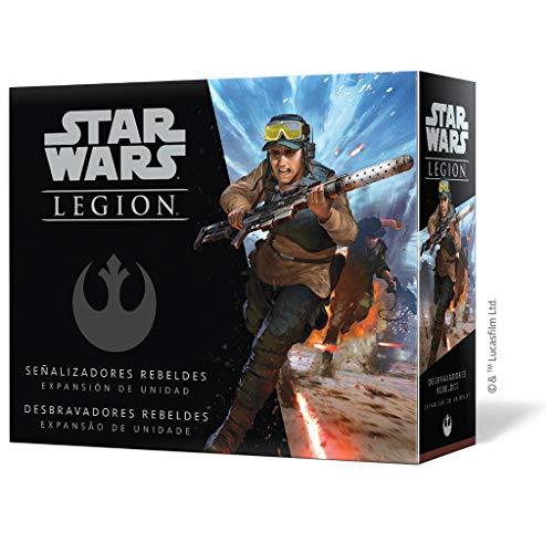 Fantasy Flight Games- SW Legion: Señalizadores rebeldes - Español, Multicolor (SWL32ES) , color/modelo surtido