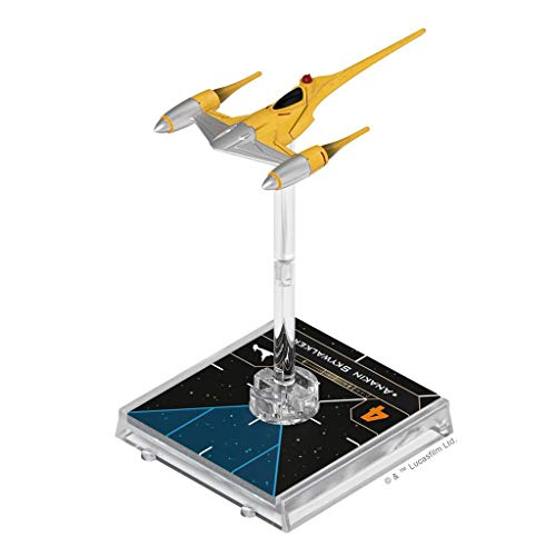 Fantasy Flight Games- SW X-Wing 2.0 - Caza Estelar Real N-1 de Naboo, Color (SWZ40ES)