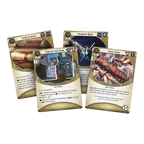 Fantasy Flight Games The Secret Name Mythos Pack - Arkham Horror The Card Game Expansion