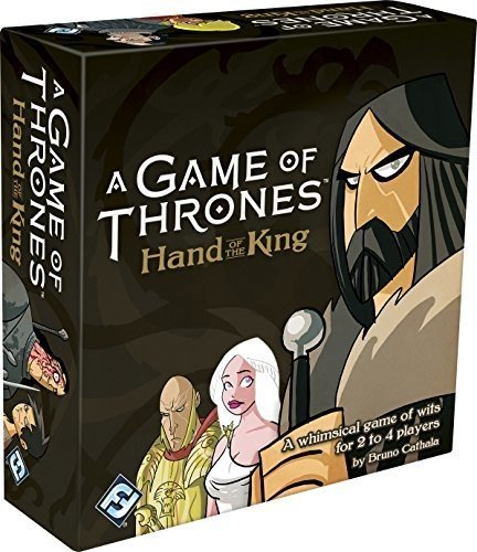 Fantasy Flight Games Un Juego de Tronos Mano del Rey, Juego de Cartas