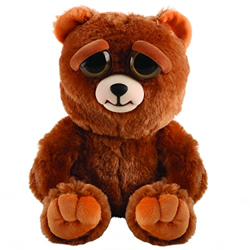 Feisty Pets-32334 Peluche Oso, (Goliath Games 32321) , color/modelo surtido