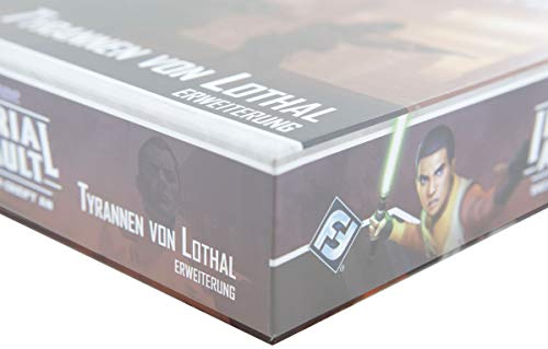 Feldherr AS035IA16 Foam Tray Compatible with Imperial Assault: Tyrants of Lothal + Thrawn