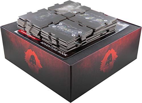 Feldherr Espuma Compatible con Waterdeep: Dungeon of The Mad Mage - Caja de Juego de Mesa