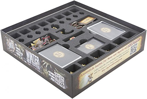 Feldherr Foam Tray Value Set for Mice and Mystics - Core Game and Heart of Glom Expansion