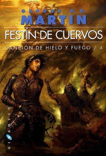 Festín de cuervos by George R. R. Martin(2011-09-01)