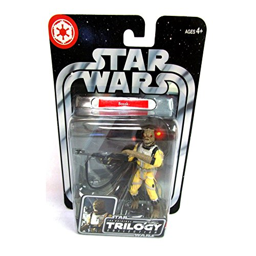 Figura Star Wars The Original Trilogy Collection Bossk