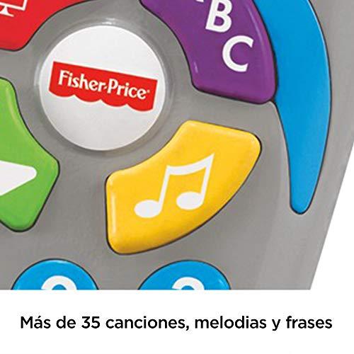 Fisher-Price - Mando a Distancia Perrito, Juguete Electrónico Bebé +6 Meses (Mattel DLD35) , color/modelo surtido