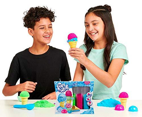 Foam Alive Ice Cream Make N' Melt Kit de Helado (Play Visions 5907)