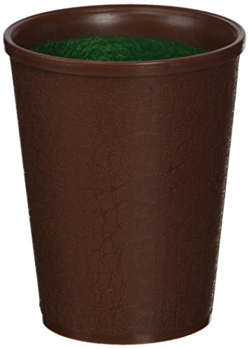 Fournier- Cubilete de plástico Forrado (F06561)