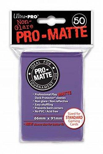 Fundas Ultra Pro - Pro-Matte Purple