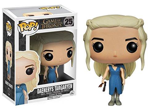 Funko 4048  Pop!  Vinyl: Game of Thrones: Mhysa Daenerys - Figurina
