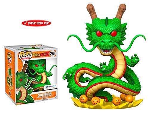 Funko–Dragon Ball Z - Colección Pop, Figura 265, Shenron