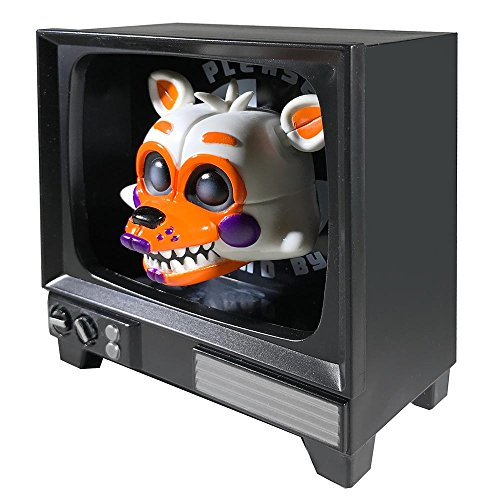 Funko - Figurine Five Nights at Freddy's Sister Location - Lolbit Fall Convention 2017 Pop 10cm - 0889698208932