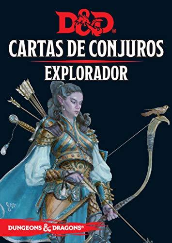 Gale Force Nine D&D Dungeons & Dragons Cartes De Conjaros Explorador