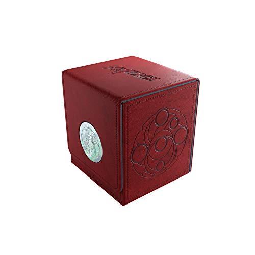 GAMEGEN!C- Keyforge Red Vault, Color Rojo (GGS20001)