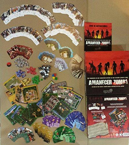 Games 4 Gamers- Amanecer Zombie, Multicolor (8436566030205-0) , color/modelo surtido