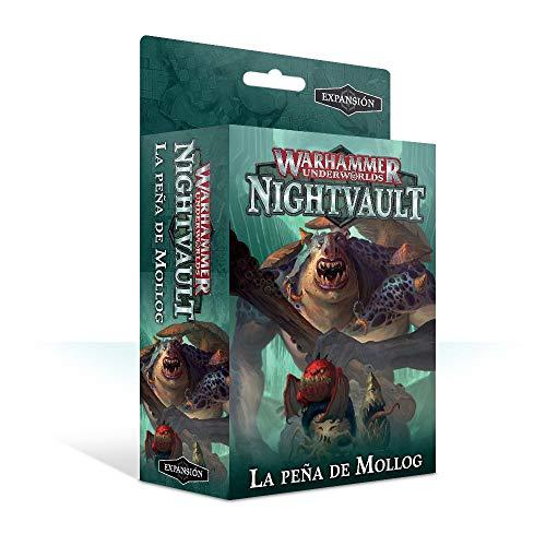 Games Workshop Warhammer UNDERWORLDS NIGHTVAULT - LA PEÑA DE MOLLOG