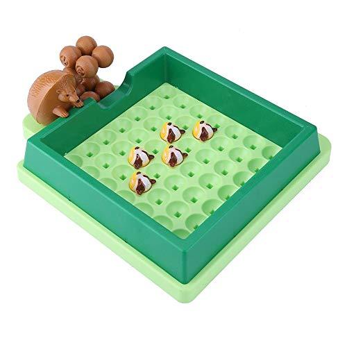Garosa Juego De Mesa Maze, Juegos Interactivos De Aprendizaje Temprano para Niños, Erizos, Erizos, Erizos, Juguetes Educativos para Niños