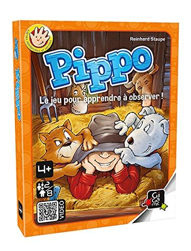 GIGAMIC amepi–Juego de Tarjeta–Pippo
