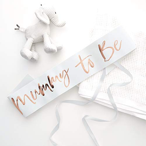 Ginger Ray- To Be Baby Shower Sash Twinkle (TW-824)