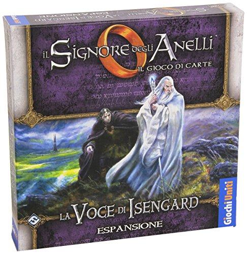 Giochi Uniti Estadounidenses Juegos - El Señor de los Anillos LCG: La Voz de Isengard