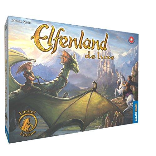 Giochi Uniti GU463 Elfenland - Juego de Mesa